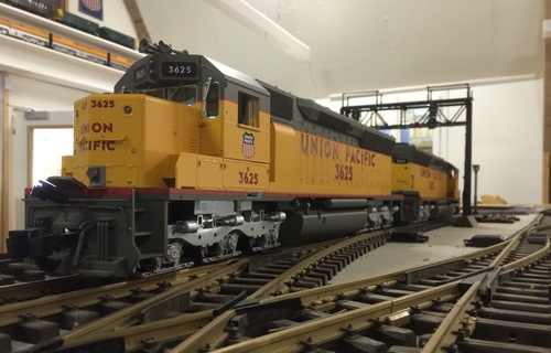 Aristocraft SD45 UP G-Scale LGB USA Trains