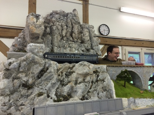 Land Scaping in G-Scale LGB USA Trains Aristocraft MTH Aster